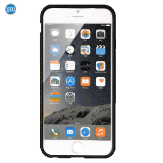 Iphone 6/6s Youcase Black Front Case