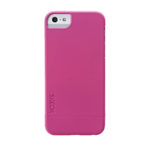 Skech hard rubber case roze iPhone 5/5s/SE