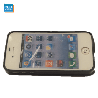 Iphone 4/4s Youcase Bookcover Side Case