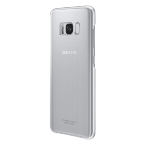 S8 Plus Silver Back/Side Case