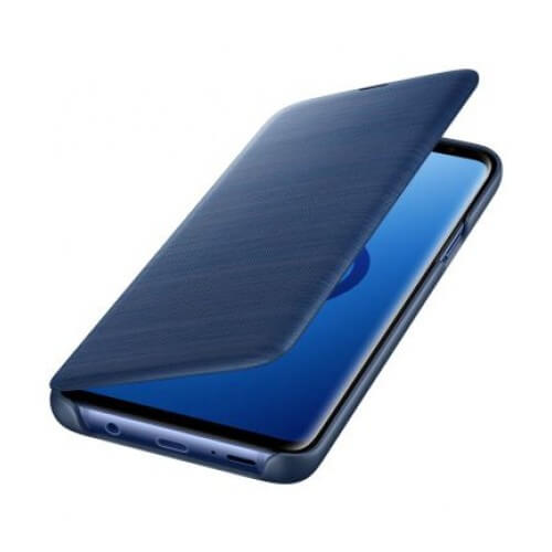 S9 Plus Blue Side/Front Cover