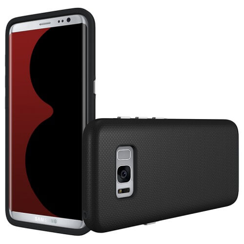 S8+ Youcase Dual SIde/Front/Back Case
