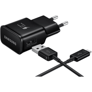Samsung Fast charger (15W) travel adapter USB Type-C zwart