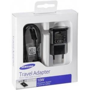 Samsung Travel adapter with micro USB cable black