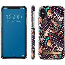 Ideal of Sweden iPhone Xs Max Fashion Back Case Fly away with me