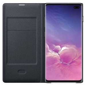 Samsung Galaxy S10 Plus Led View Cover Zwart