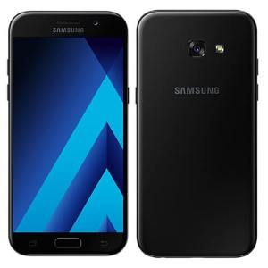 You Mobile Samsung Galaxy A5 (2017) Zwart