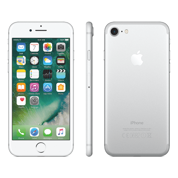 You Mobile iPhone 7 Silver