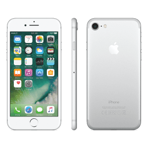 Apple iPhone 7 Zilver Refurbished