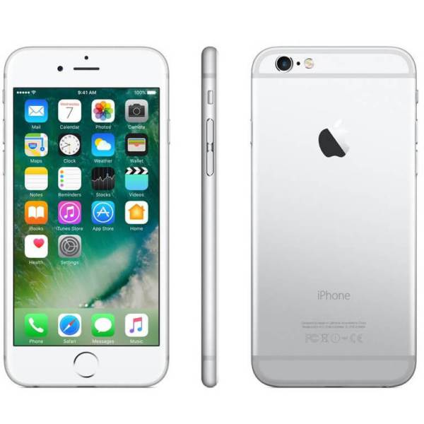 You Mobile iPhone 6s silver