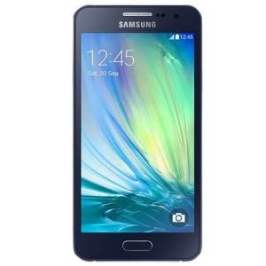 Samsung Galaxy A3 16GB Zwart Refurbished