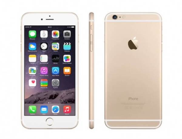 You Mobile Apple iPhone 6 Plus Goud