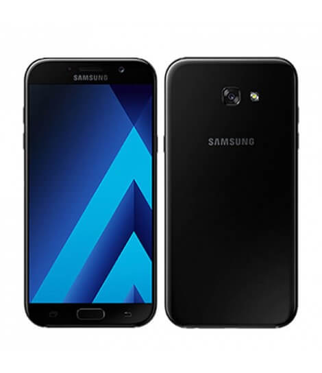 You Mobile Samsung Galaxy A3 (2017) Zwart