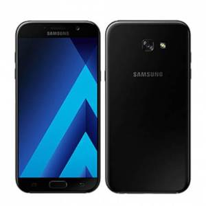 Samsung Galaxy A3 (2017) 16GB Zwart Refurbished