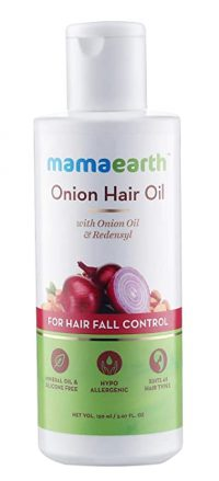Mamaearth Onion Hair Oil Review | Is it really worth buying?
