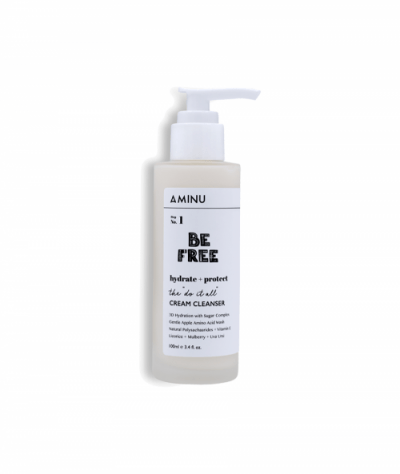 Aminu – The Do It All Cream Cleanser Review
