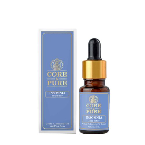 Core and Pure Insomnia Oil Review | Sleep Better