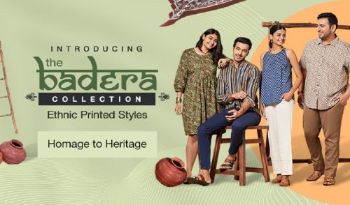 Bewakoof Launches 'Badera' Collection | Heritage Clothing
