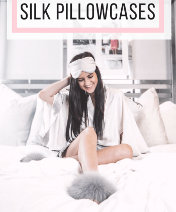 The Benefits of Using Silk Pillow Covers | Beauty Trends