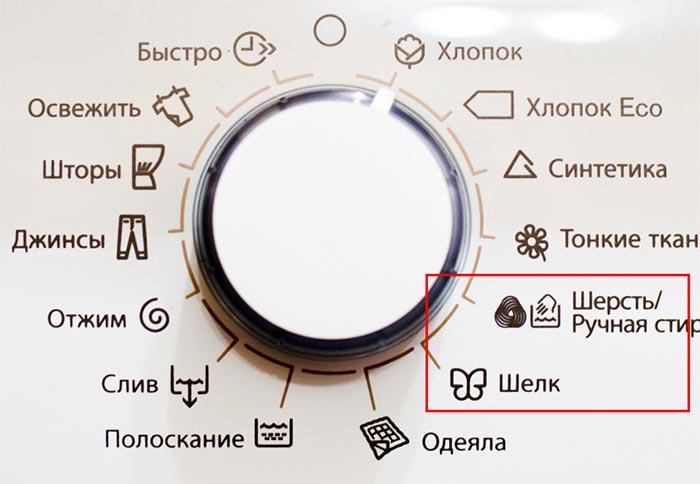 Λειτουργία πλυσίματος Puhovika