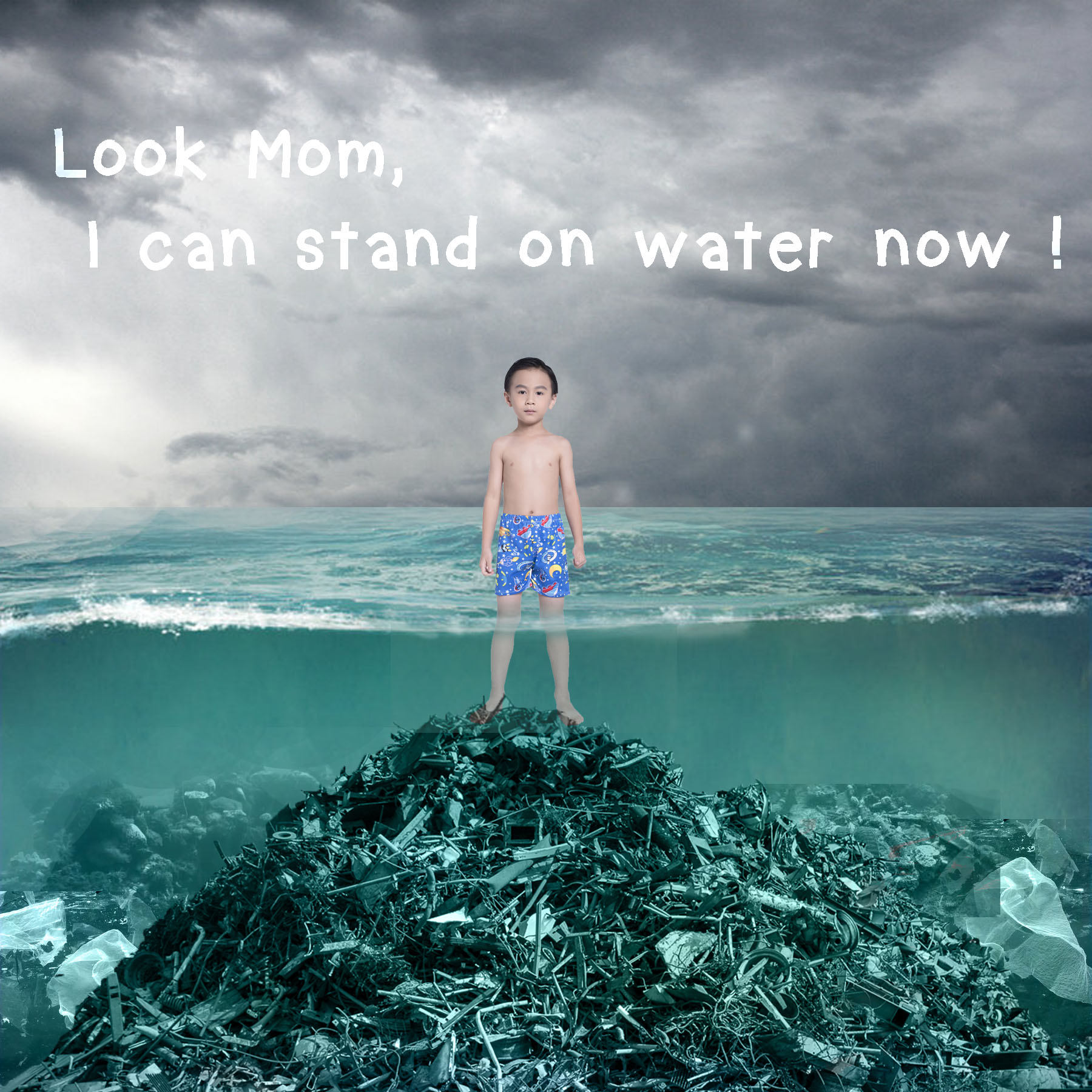 Marine Pollution Midterm Project