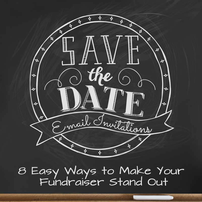 Save The Date Email Invites 8 Easy Ways To Make Your