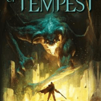 Review of ~ Tom Lloyd - Stranger of Tempest (The God Fragments #1)