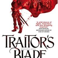 Review of ~ Sebastien de Castell - Traitor's Blade (Greatcoats #1)