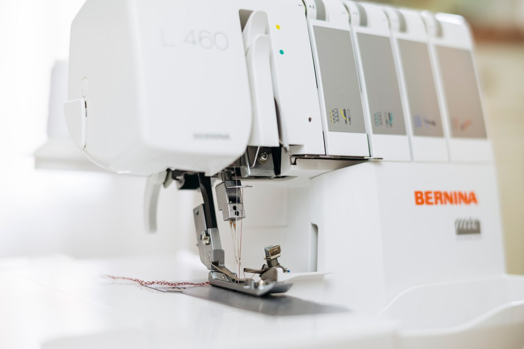 Bernina Nähmaschine B 530 und L460 - You & I DIY