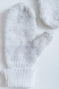 DIY edle Handschuhe selber machen
