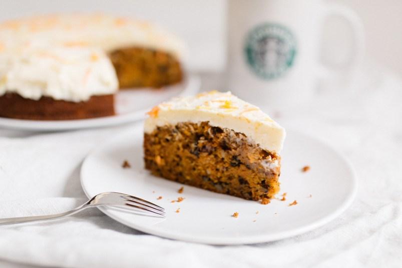 Starbucks Carrot Cake Rezept