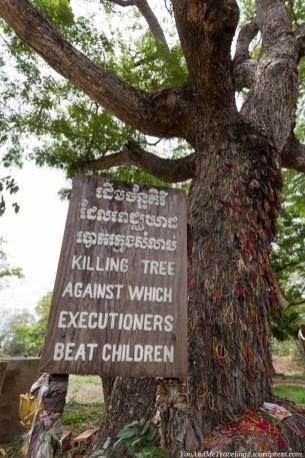 cambodia phnom penh killing fields choeung ek