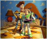 Woody and Buzz Promotional Shot
