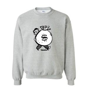 Money Bag Sweatshirt