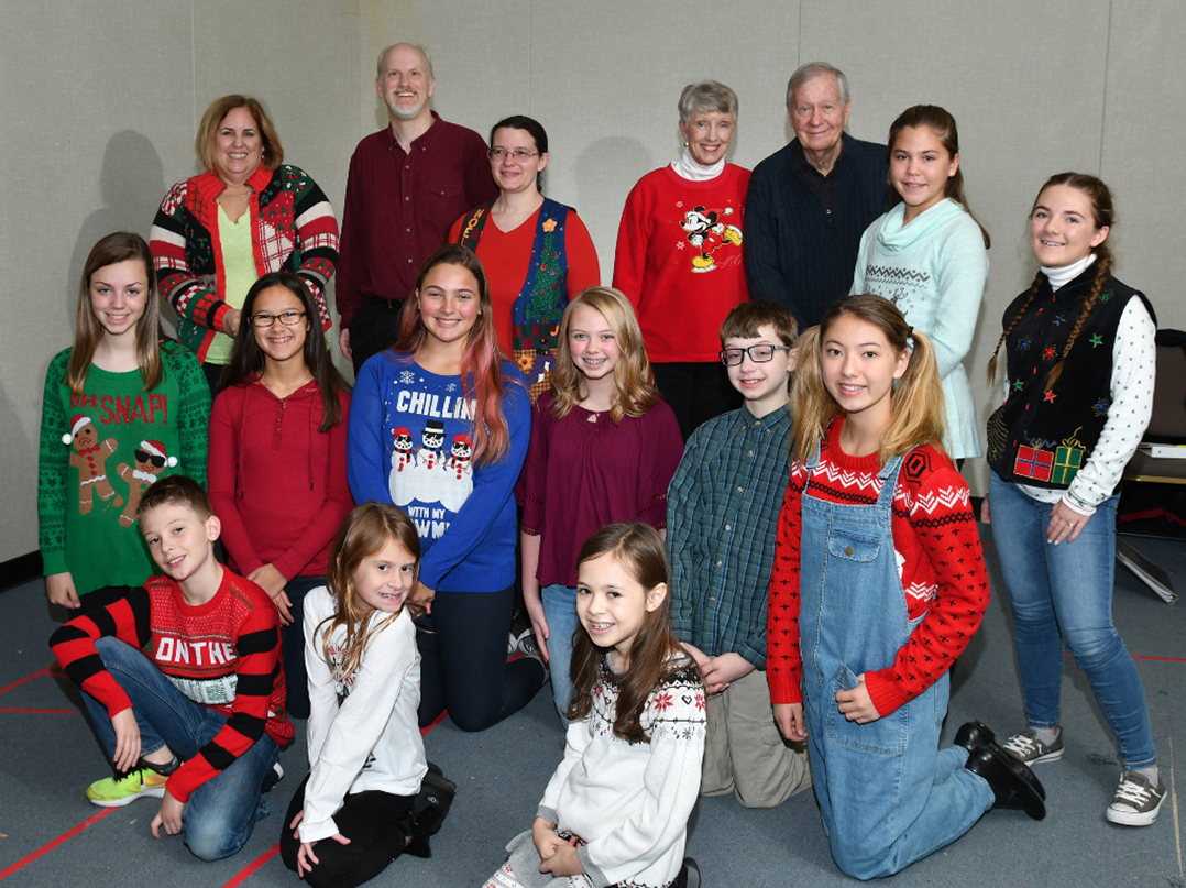 Best Christmas Pageant Ever Set For Ccp