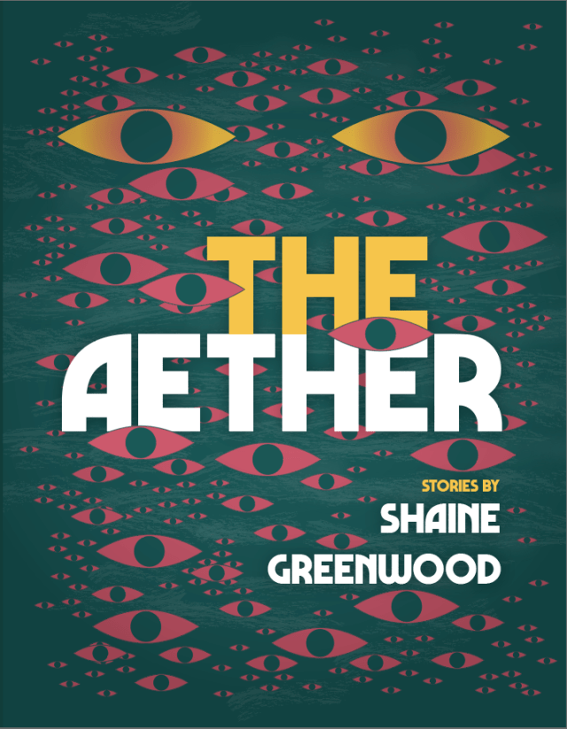 Eleven Stories. Zero Hope. Announcing The Aether scifi stories on Kindle this Summer.