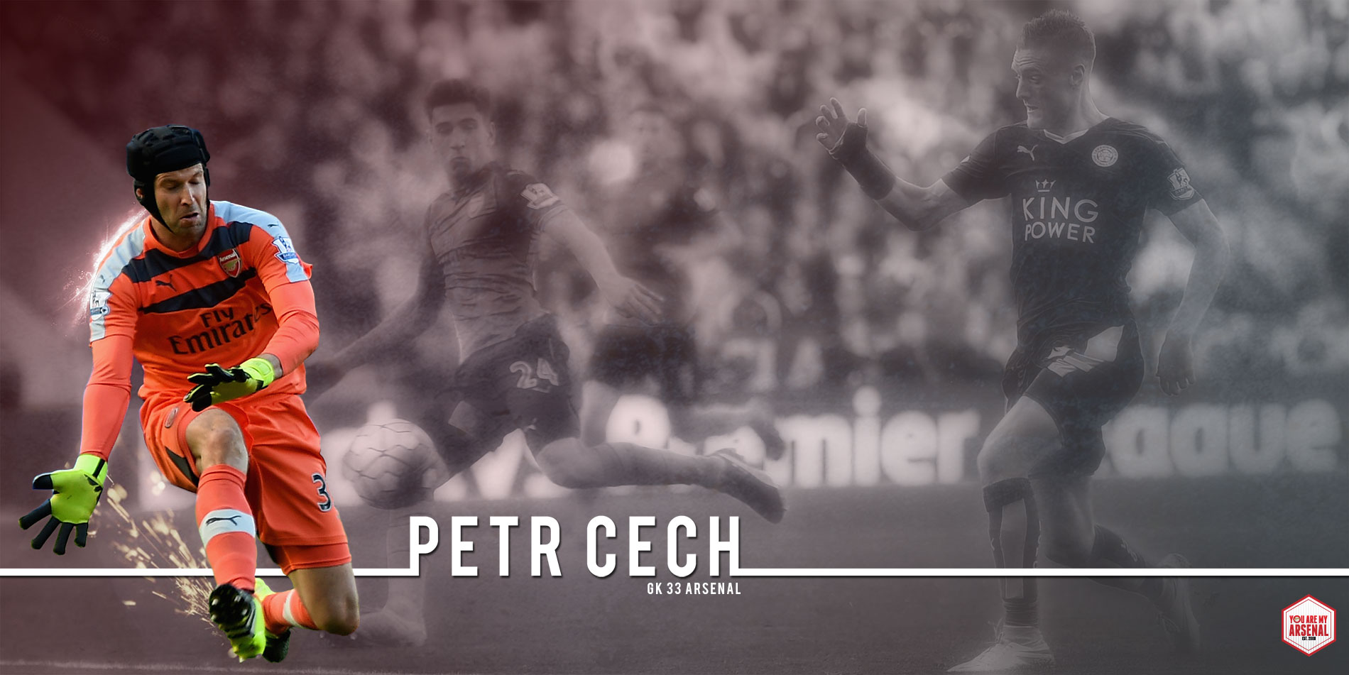 Petr Cech Custom Wallpaper You Are My Arsenal