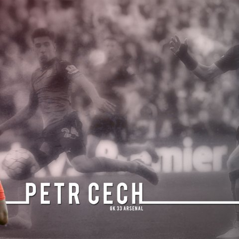 Petr Cech Custom Wallpaper
