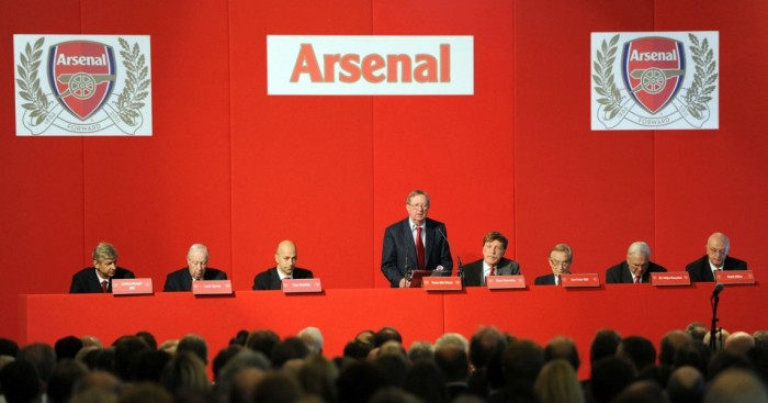 What's Ailing the Arsenal: The Board & Ownership view