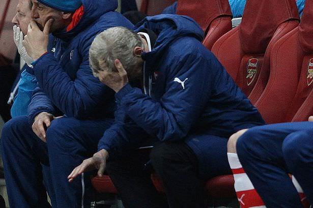 No Cause For Optimism At Arsenal