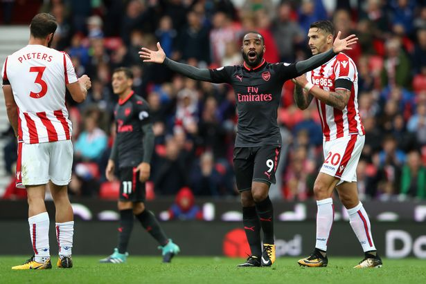 Three Things We Learned From Stoke v Arsenal