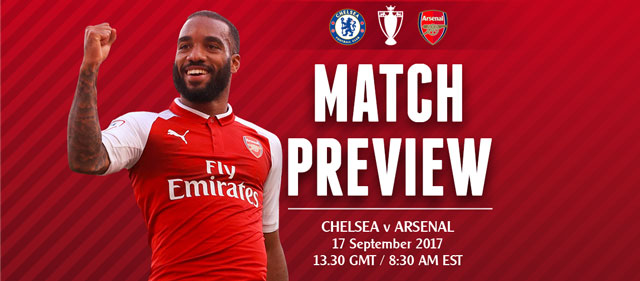 Match Preview: Chelsea v Arsenal; Into the Den of Despair