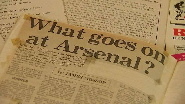 Arsenal Apathy; It's Real and What Stan Wants