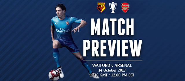 MATCH PREVIEW: Watford v Arsenal; More Momentum or More Heartache