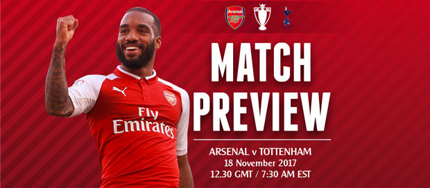 Match Preview: Arsenal v Tottenham; Momentum or Mo' Misery?