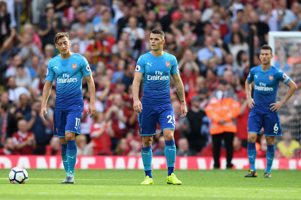 Adding Players Is Just a Band-Aid to Arsenal's Festering Wound