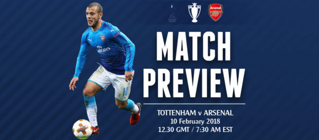 Match Preview: Tottenham v Arsenal; The Race For Top 4 Begins . . . Again