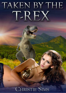 A book, a real book, about making love with dinosaurs