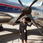 Work as a Flight Attendant.