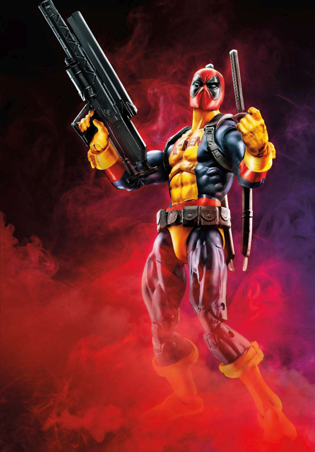 High Res Hasbro Marvel Legends Reveal From ToyFair 2018